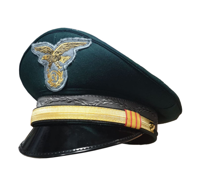 green-uniform-cap